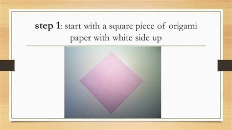 Where And When Did The Of Origami Begin - how to make an origami east west players the