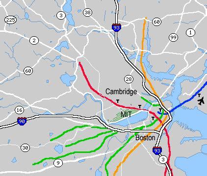 mit map mit directions to mit