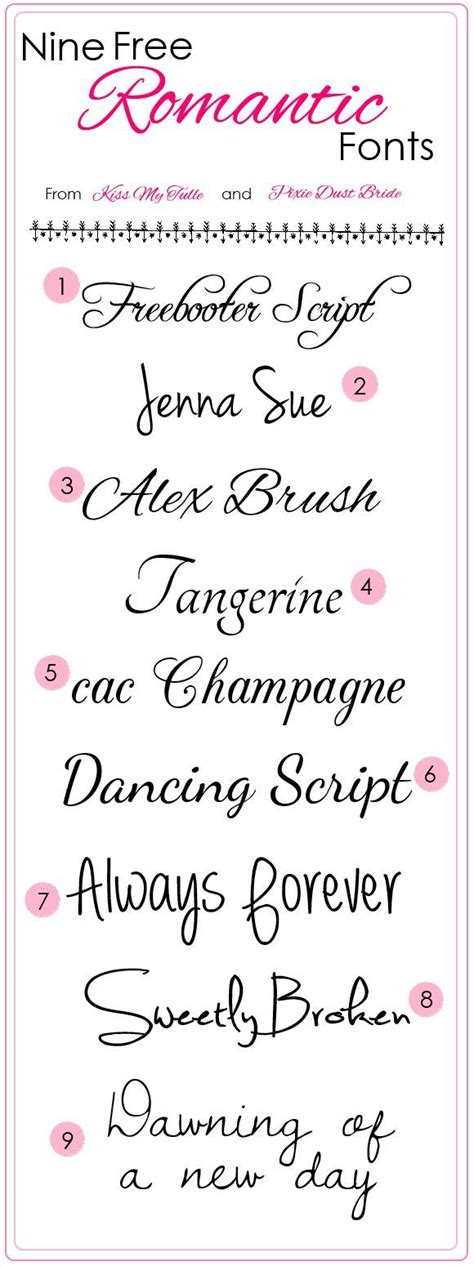 tattoo fonts romantic 1000 ideas about fonts on
