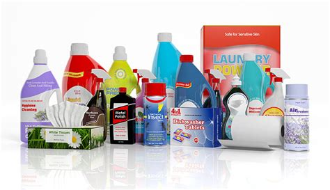 toxic household cleaners indoor air pollution