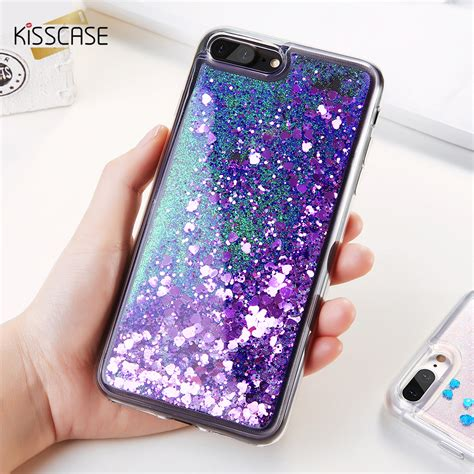 kisscase bling dynamic sequin phone cases  iphone     se cover glitter quicksand