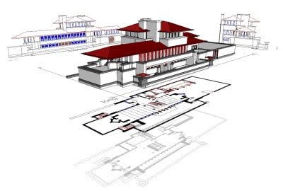 layout manager rhino sections and plan views features information