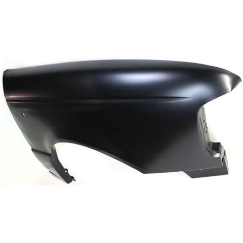ford ranger passenger side steel front fender trs adventure  road products