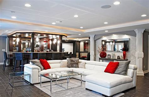 red and white room decorating ideas