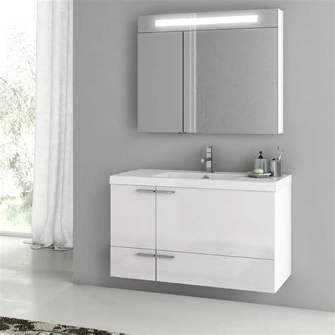 bathroom vanity medicine cabinet modern 39 inch bathroom vanity set with medicine cabinet