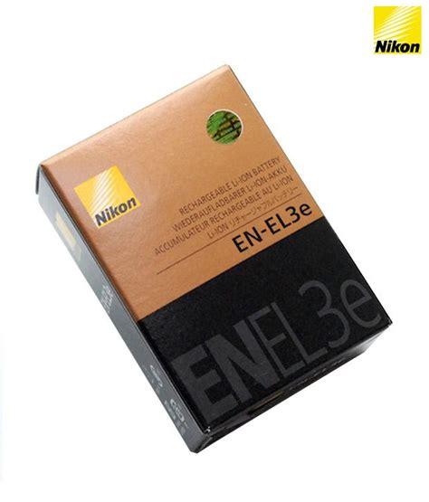 nikon en el 3e rechargeable battery price in india buy