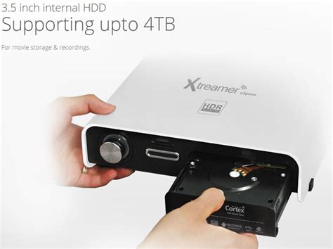 Xtreamer Express 4k Hdr Media Player Xtreamer Express 4k Hdr Media Player White Jakartanotebook