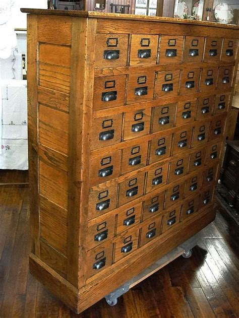 antique library card catalog cabinet vintage library card cabinet 80 s baby