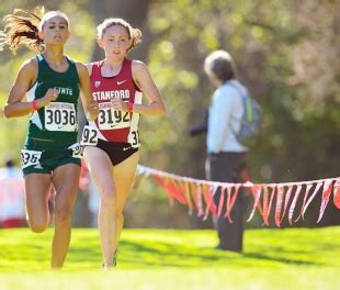 cuffe races to a solid finish at invitational   news