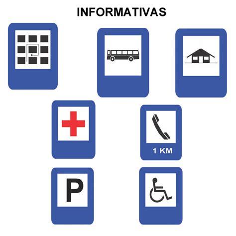 imagenes señales informativas de transito imagenes de se 241 ales informativas y su significado imagui