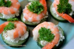 recette amuse bouche crevettes les joyaux de sherazade
