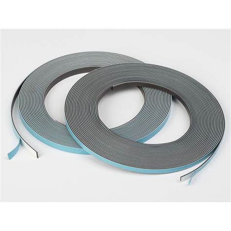 self adhesive self adhesive magnetic tape strip with foam adhesive typ