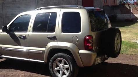 vendo jeep liberty 4x2 limited 2006 youtube