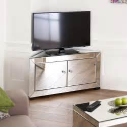 Corner Tv Armoire For Flat Screen Tvs Tv Stands Modern Glass Corner Tv Stands For Flat Screen