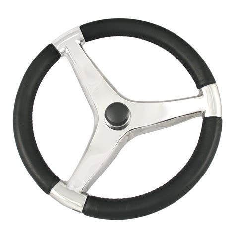 pontoon steering wheel pontoon boat steering wheels
