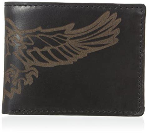 Relic Men's Glison Traveler Wallet, Black, One Size   Swish Wallets