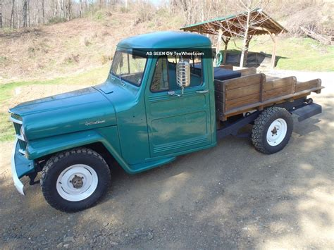 1963 Willys Jeep 1963 Willys Jeep Truck