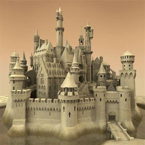Building Castles by Sandcastle Sand Castle 3d Model Sandcastle By Spexstudio