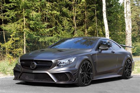 mansory mercedes official 1000hp mansory mercedes s63 amg coupe black