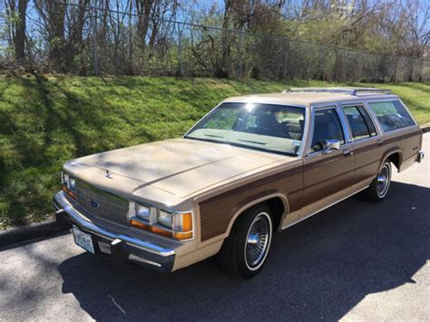 how it works cars 1989 buick estate security system 1989 ford ltd country squire station wagon like buick estate gm chevrolet for sale ford
