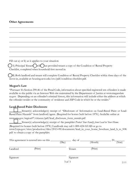room rental agreements california download free california room rental agreement printable