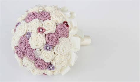 knitted flower bouquet gorgeous knitting projects that make wedding gifts