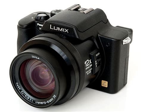 panasonic lumix dmc fz20 review | digital camera resource page