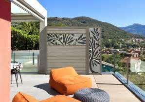 Claustra Design Pour Terrasse