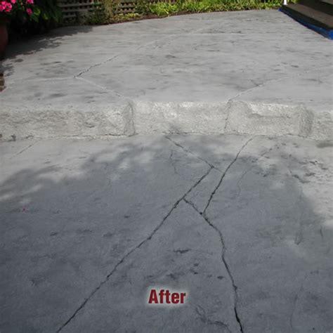Antiquing Stamp Concrete   Repair Stamped Concrete
