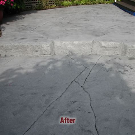 Antiquing Stamp Concrete   Repair Stamped Concrete
