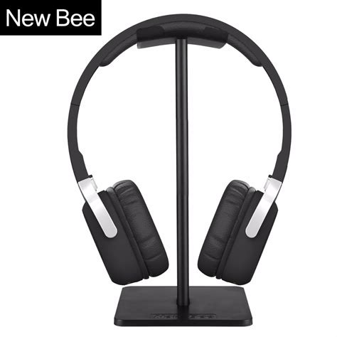 new bee classic headphone headset earphone stand holder