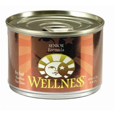 wellness senior food wellness senior food 6 oz 24 pack vetdepot