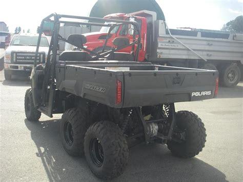 2016 Polaris Ranger 6x6 800 Efi Side By Side by 2016 Polaris Ranger 800 6x6 Efi Side By Side Outside