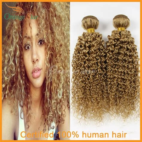 curly weft human hair extension 3pcs curly hair extensions indian honey