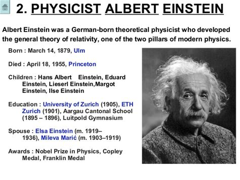 albert einstein biography report black hole