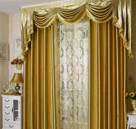 Buy Valance Aliexpress Buy Curtains Drape Bedroom Purdah Living
