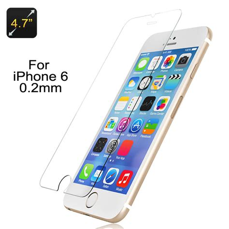 Iphone 6 6s Tyrex Slim 0 2mm Tempered Glass Screen Protector wholesale 0 2mm thinnest tempered glass for iphone 6 from china