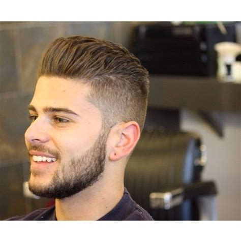 how to hair front swoop men i like this look is his hair shorter in the back and