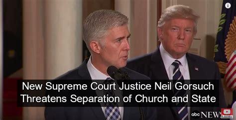 neil gorsuch beard neil gorsuch confirmed as supreme court justice michael