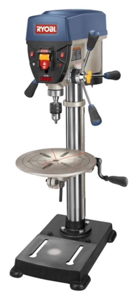 bout time i get my own drill press your thoughts