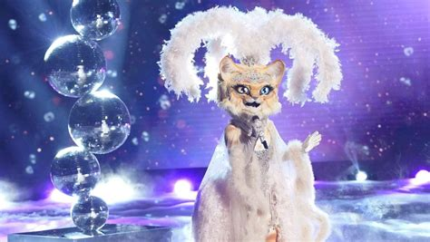 kitty   masked singer clues guesses episode