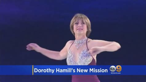 Dorothy Hamill Being Treated For Breast Cancer by Skating Ch Dorothy Hamill Takes On Breast Cancer
