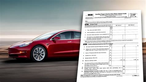 tesla model 3 tax credit 2018 updated federal ev tax credit explained will your tesla