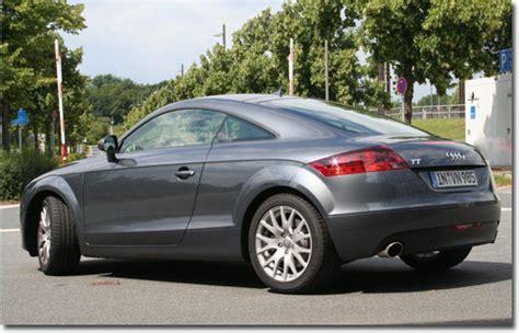 Audi Tt 3 2 Technische Daten by Motormobiles Das Neue Audi Tt Coup 233 3 2 Quattro Im