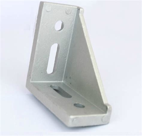 6060 Corner Angle Bracket 4080 corner angle bracket joint aluminum profile extrusion cnc diy in corner brackets from home