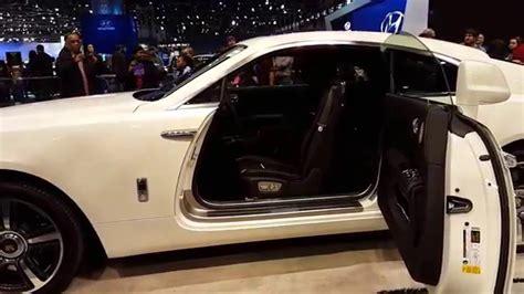 rolls royce inside 2016 2016 rolls royce wraith exterior interior walkaround 2016