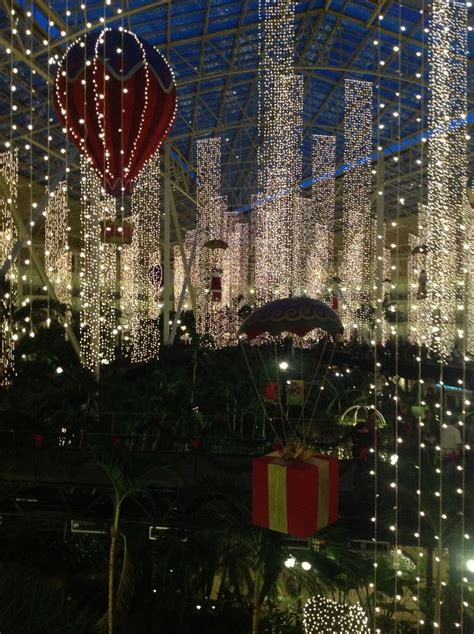 gaylord opryland hotel at christmas places i ve been