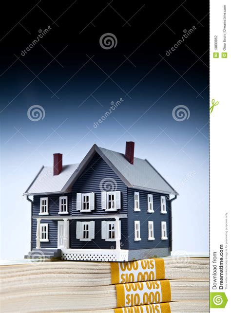 down payment on house down payment for house stock photography image 13833862