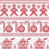 Skandinavische Weihnachtsdeko Nähen 2663 by Skandinavisches Nordicweihnachtsmuster Mit Ren Kaninchen