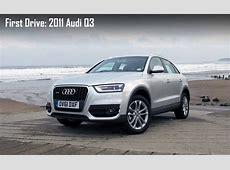 2011 Audi Q3 - 2011 Audi Q3 Crossover First Drive Review Q 2011